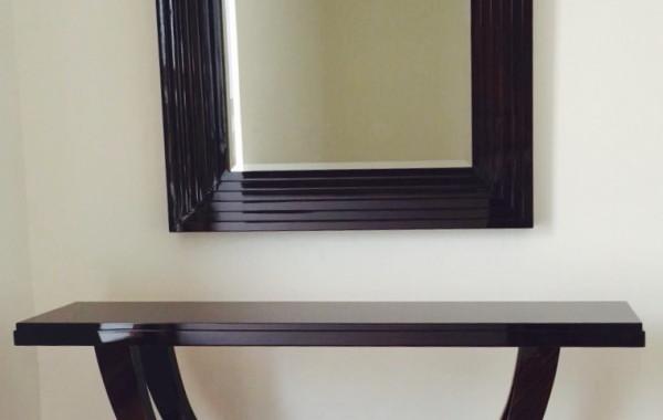 Art deco <br>stílusú tükör